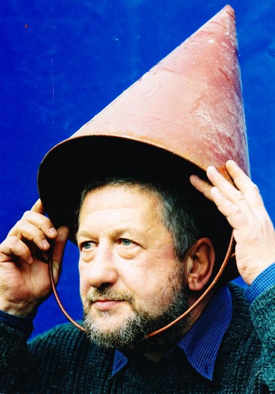 Jurgis Kunčinas ir poetinis Druskininkų ruduo… 2001 m., Z. Baltrušio nuotrauka