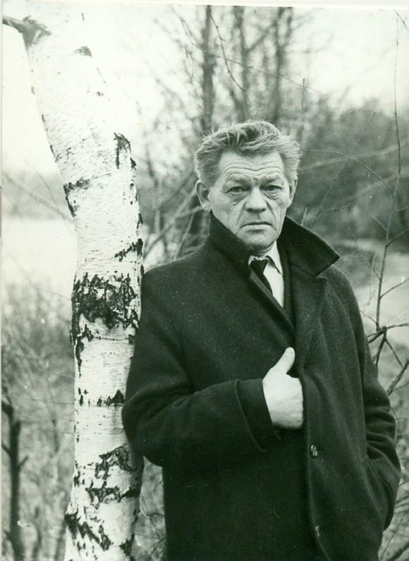 Paulius Širvys. 1978 m. G. Svitojaus nuotrauka