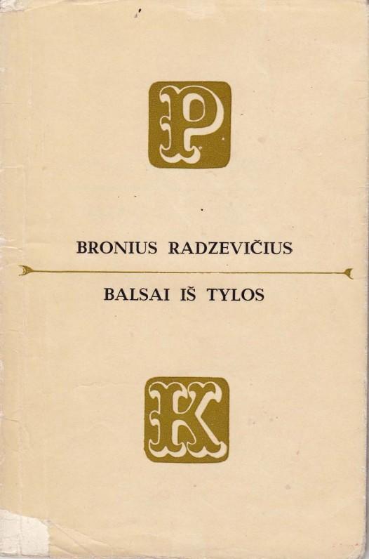 """Balsai iš tylos"". Vilnius, 1967 m."
