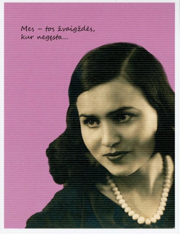 10. Poetė Salomėja Nėris. Kaunas. 1933 m.