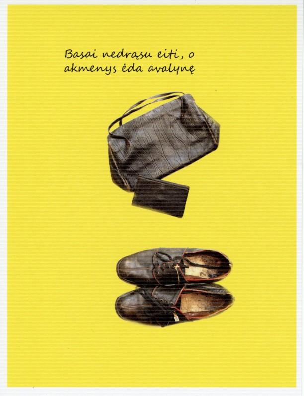 11. Rašytojos Žemaitės rankinė, piniginė ir bateliai