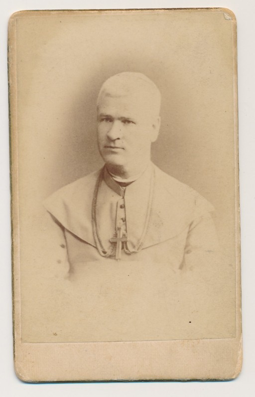 Antanas Baranauskas. Apie 1885 m. A. Baranausko broliai Jonas ir Anupras už sukilimo rėmimą ir dalyvavimą jame buvo ištremti į Sibirą