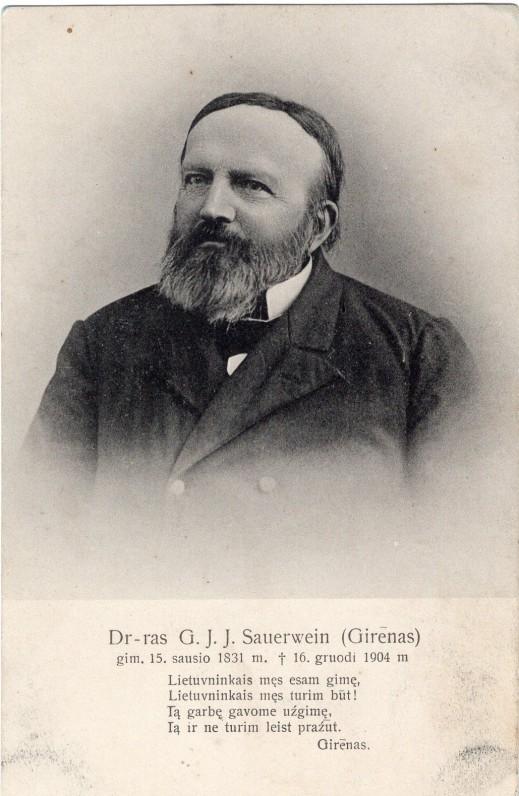 J. Zauerveinas