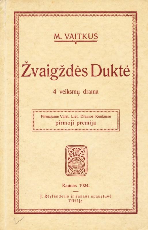 Kaunas, 1924 m