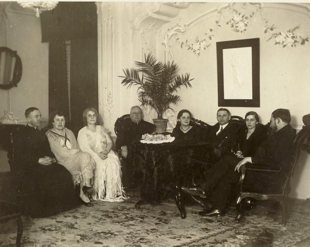 M. Vaitkus – Maironio namuose