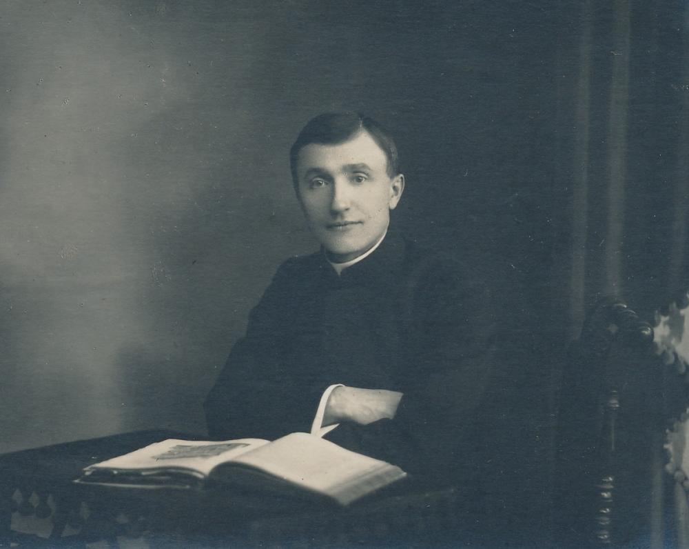 Mykolas Vaitkus. 1920 m. rugpjūčio 31 d. Kaunas