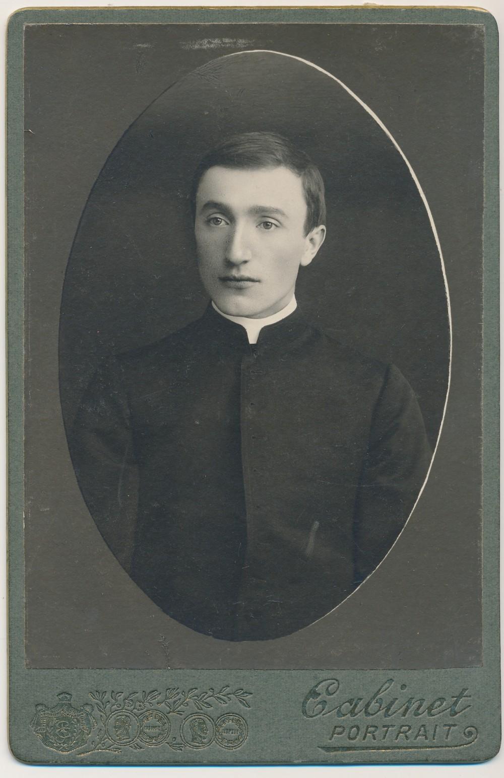 Mykolas Vaitkus. Kaunas, 1919 m.