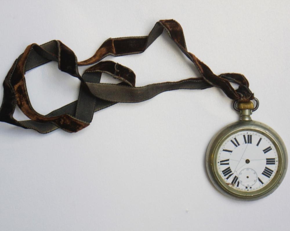 N. Miliauskaitės laikrodis