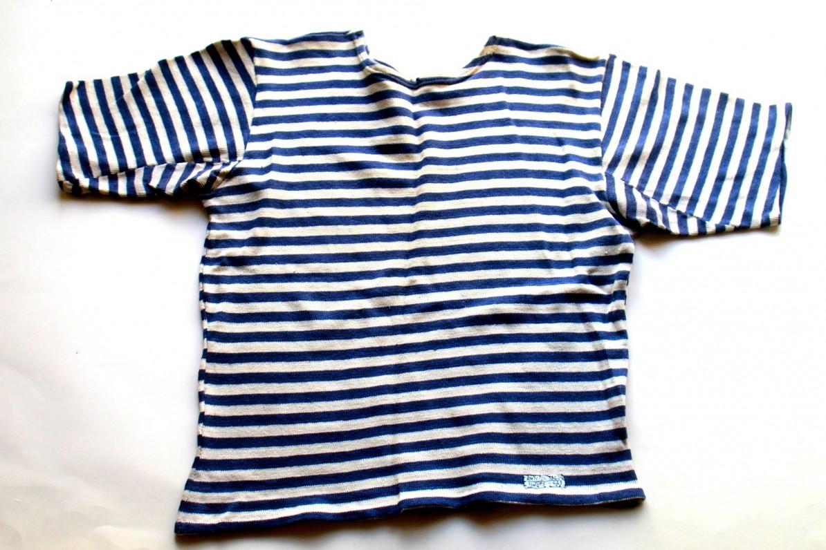 P. Širvio jūreiviški marškinėliai