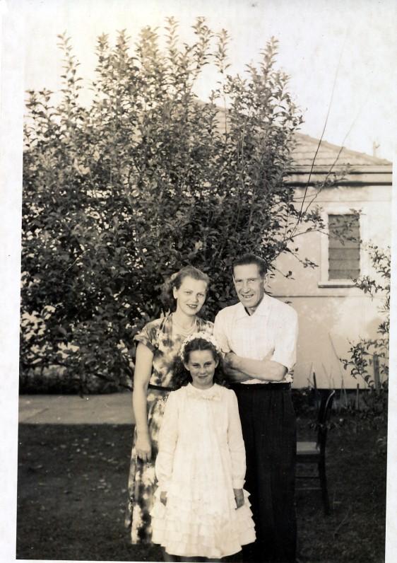 Slavėnų šeima