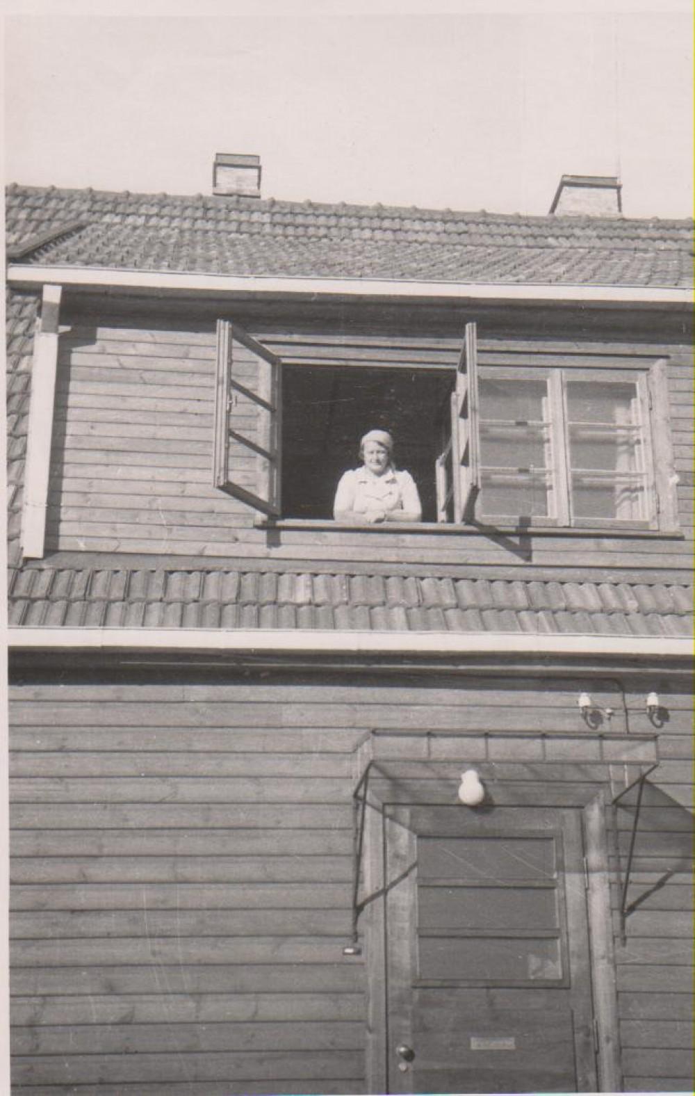 Vanda Sruogienė. Kaunas. 1938 m. ruduo