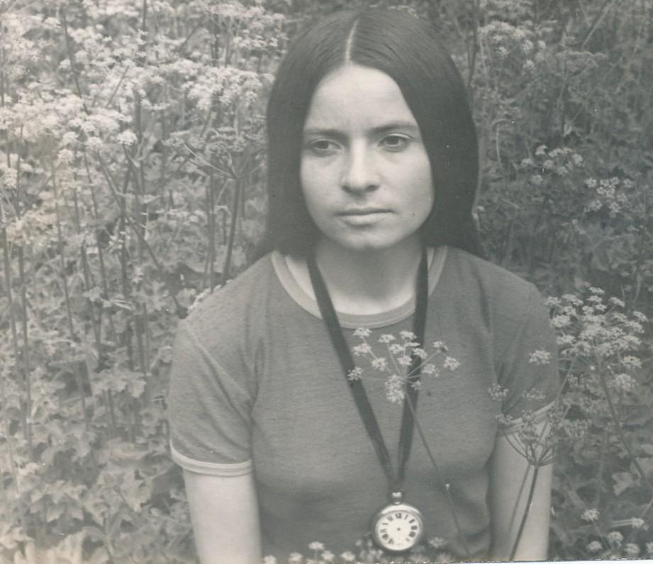 N. Miliauskaitė, 1973 m.