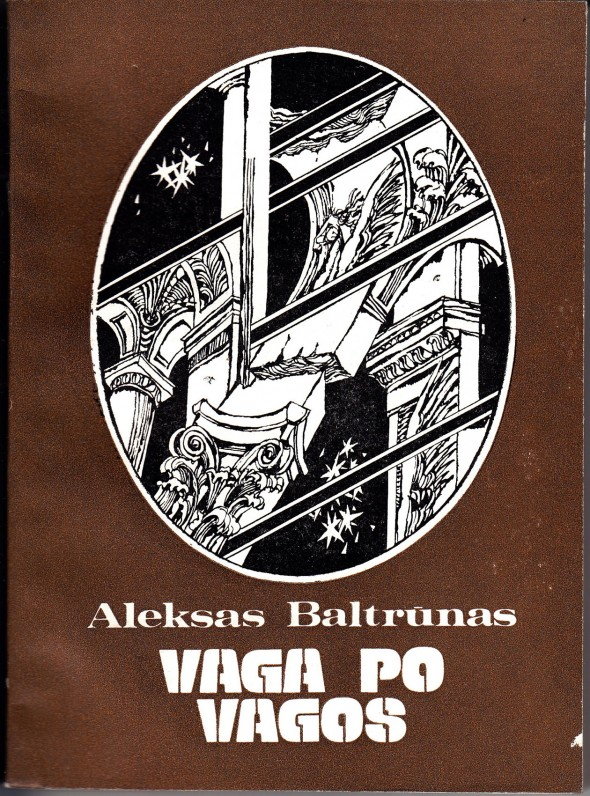 Autobiografinė apybraiža. Vilnius, 1988 m.