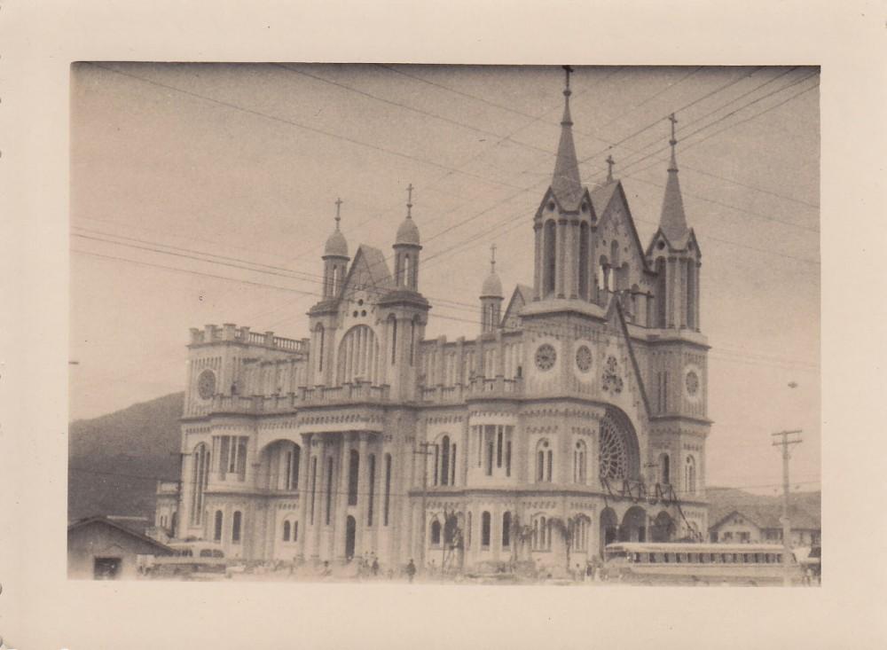 Bažnyčia. Brazilija, apie 1946–1950 m.