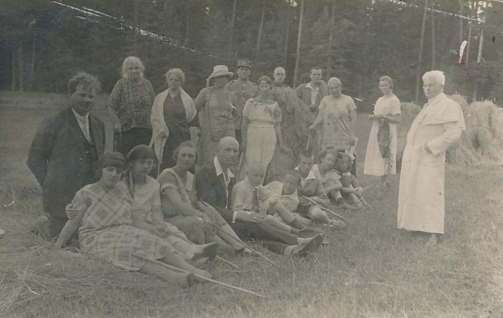 Birštonas, 1925 m.