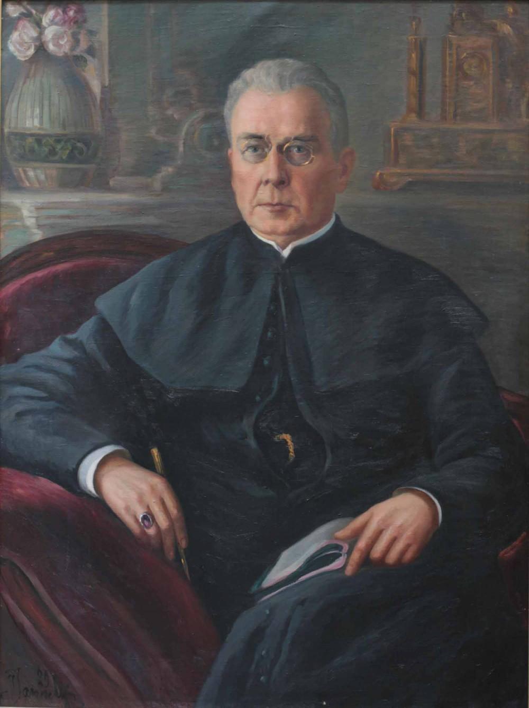 Dailininkas J. Janulis. Kaunas. 1929 m. | Painter J. Janulis. Kaunas. 1929
