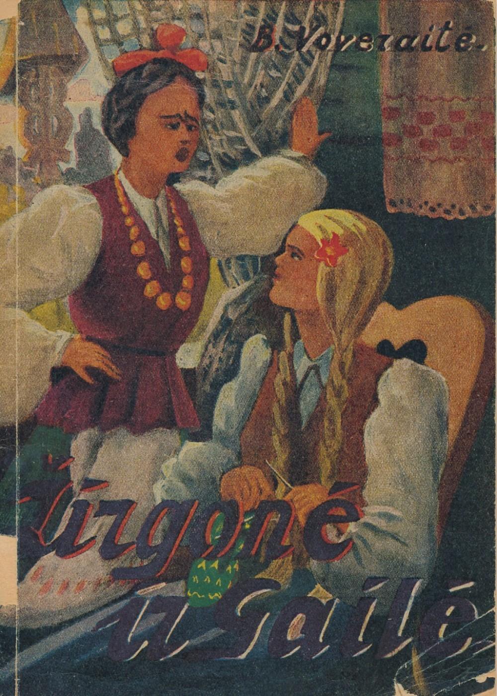 Detmoldas, 1948 m.