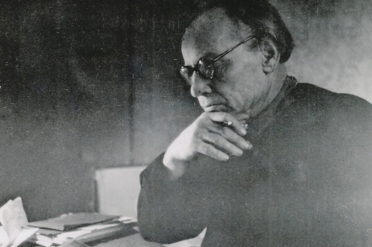 F. Kirša. Augsburgas. 1947 m.