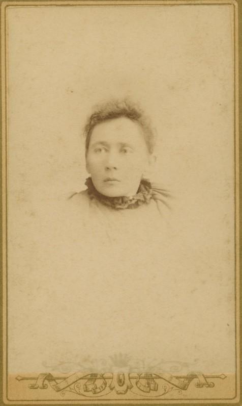 G. Petkevičaitė. Kėdainiai. Apie 1909 m. D. Urbanovičiaus nuotrauka