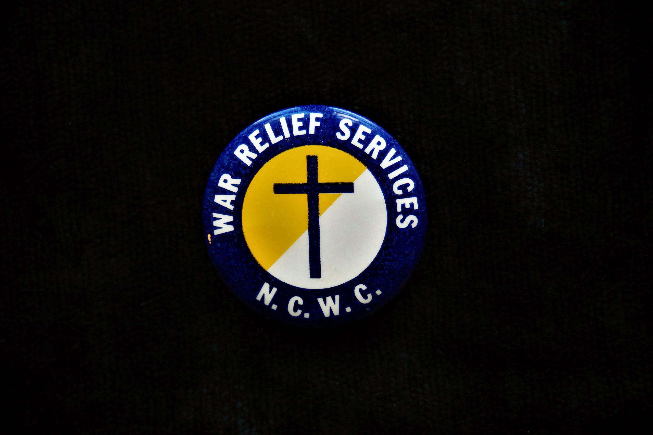 Nacionalinės katalikų gerovės asociacijos ženklelis