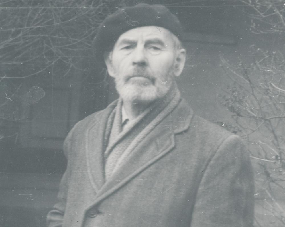 J. Žlabys-Žengė. Kaunas. Apie 1958–1960 m.