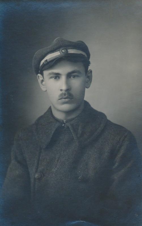 Jaunystės dienų prisiminimai – Juozas Žlabys-Žengė. Apie 1918–1920 m.