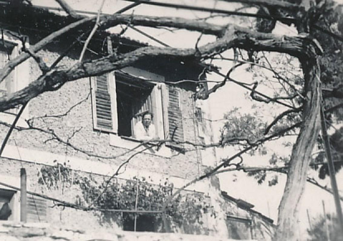 Jonas Aistis. Prancūzija, 1942 m.