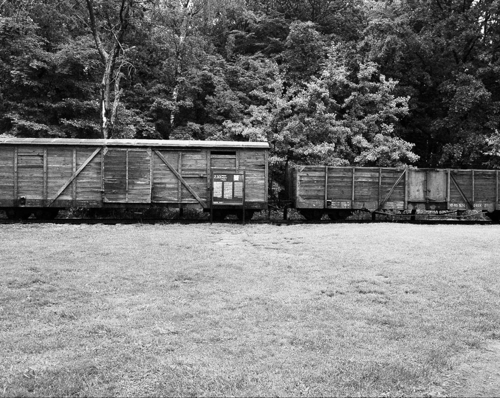 Judančios dujų kameros, įrengtos vagonuose