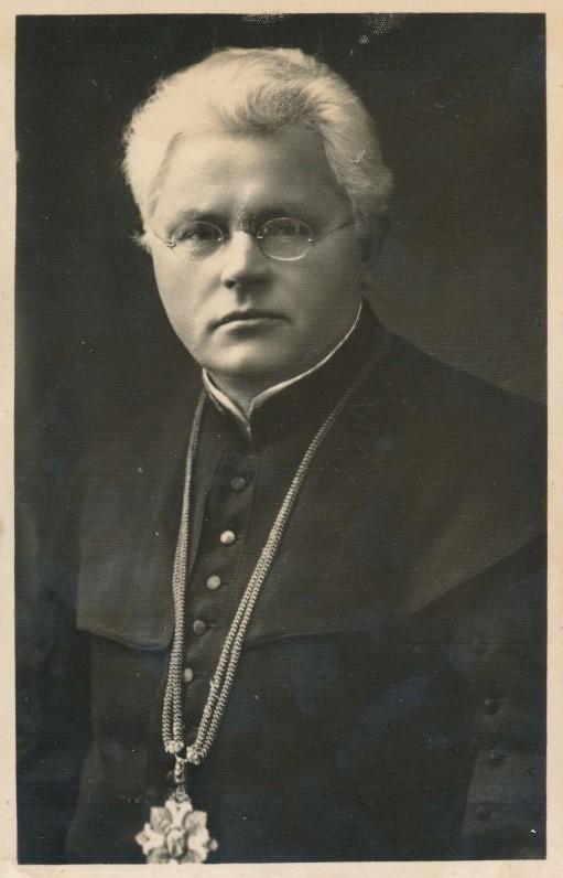 Juozas Tumas-Vaižgantas. Kaunas, 1923 m.