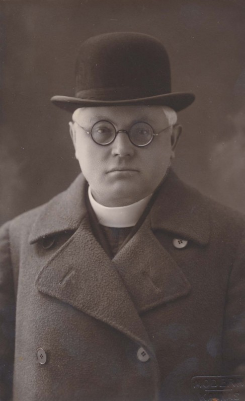 Juozas Tumas-Vaižgantas. Kaunas