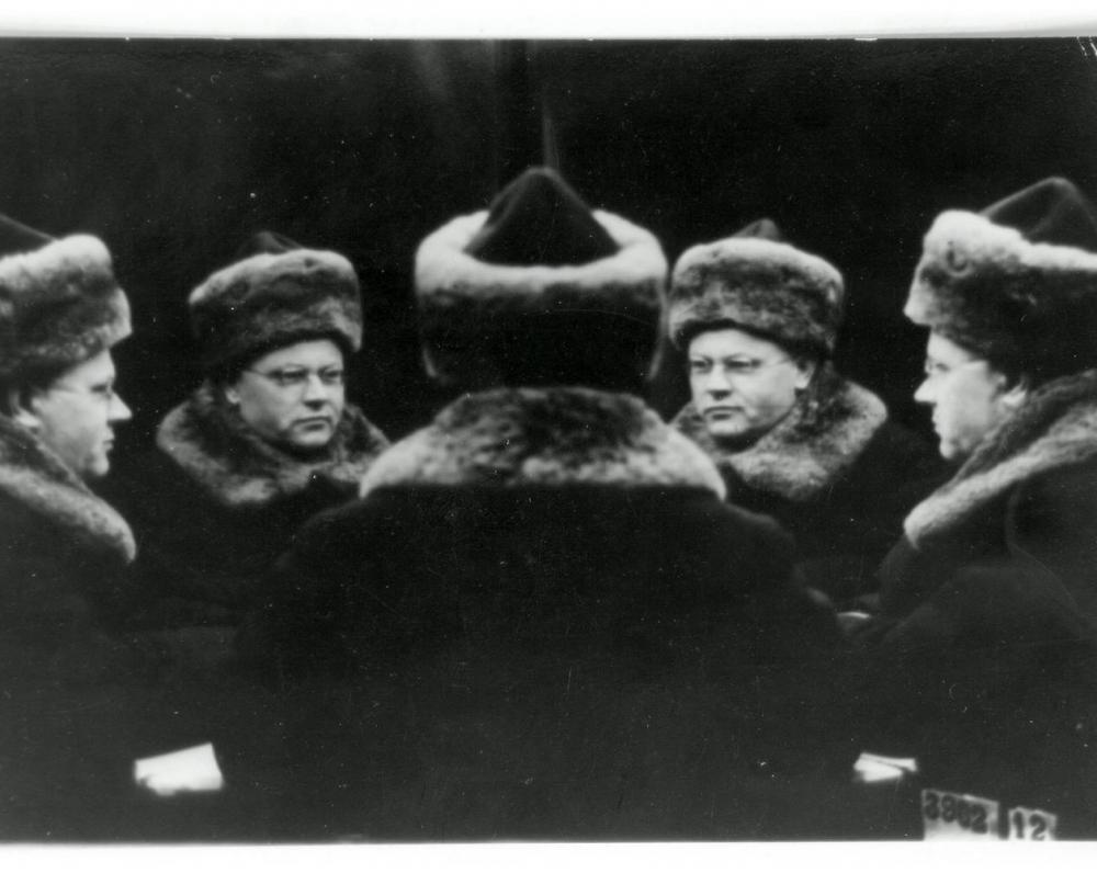 Juozas Tumas-Vaižgantas. Paryžius, 1925 m.