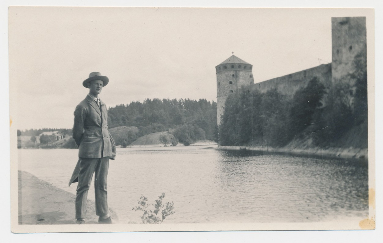Juozas Tysliava Suomijoje