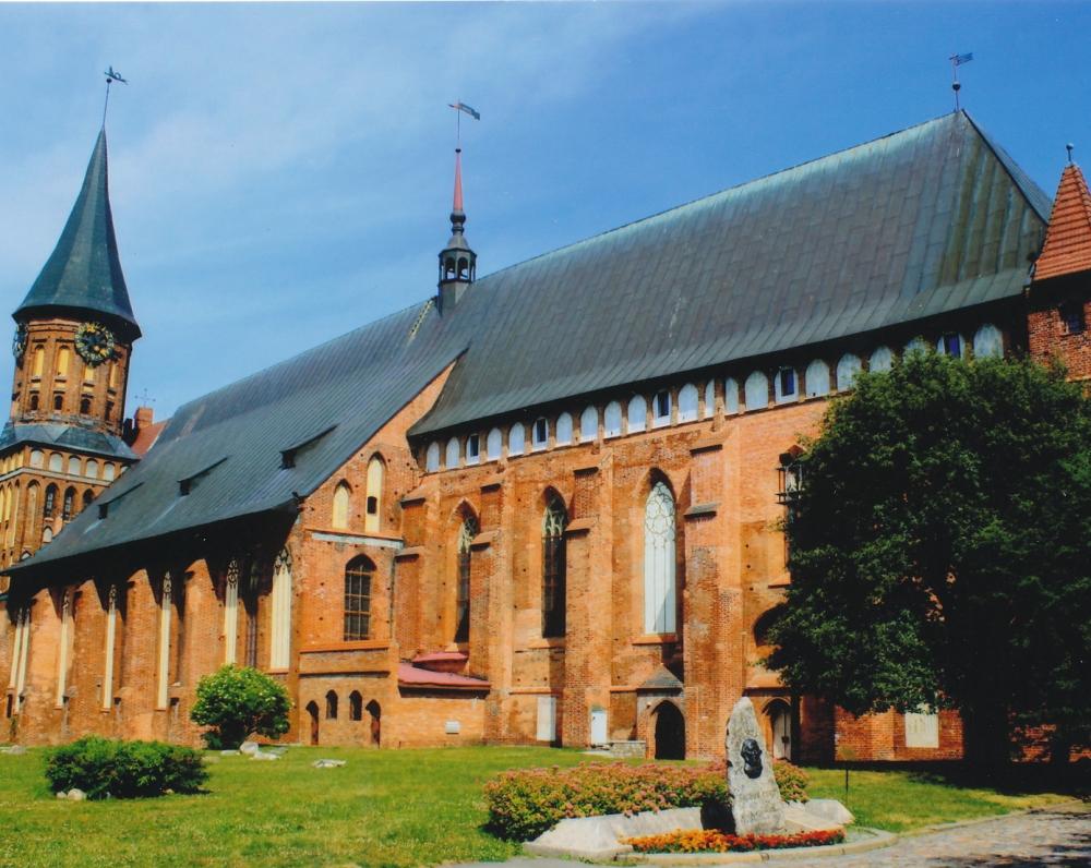 Karaliaučiaus katedra 2013 m. 1736–1740 m. šalia katedros buvusiame Karaliaučiaus universitete K. Donelaitis studijavo teologiją, lankė lietuvių kalbos seminarą