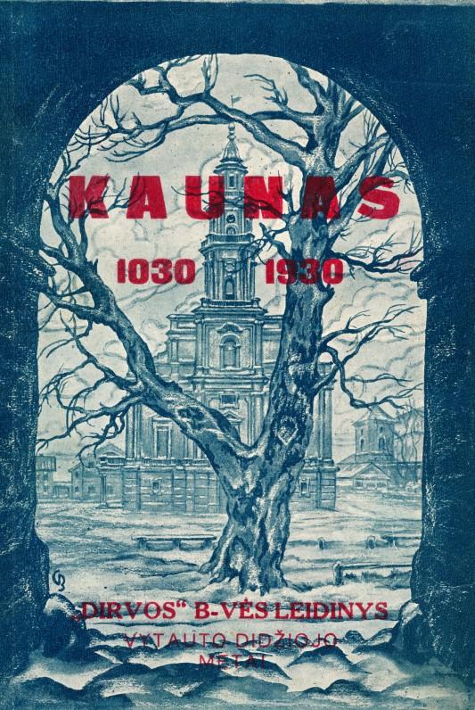 Kaunas, 1930 m..