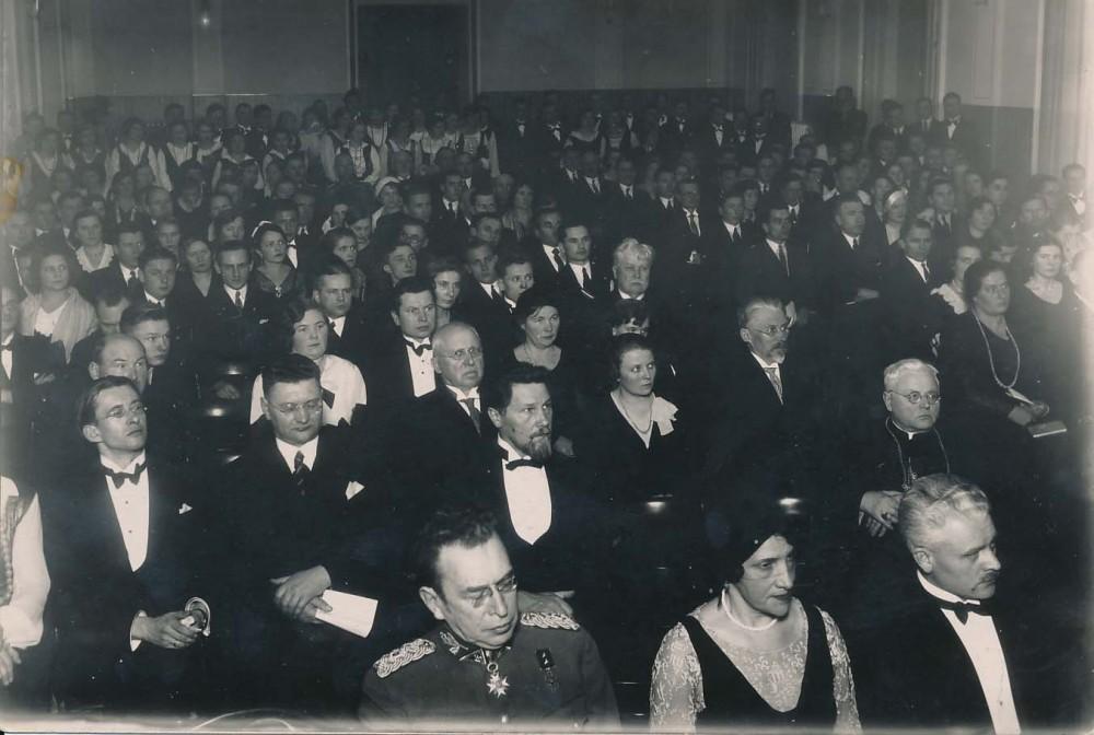 Kaunas, apie 1930 m.