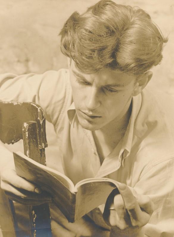 Kostas Ostrauskas. 1950 m. rugpjūčio 15 d.