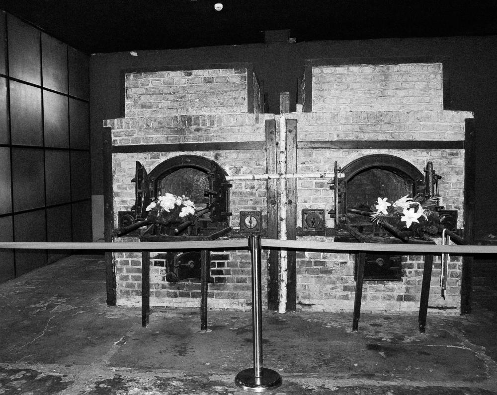 Krematoriumo krosnys šiandien