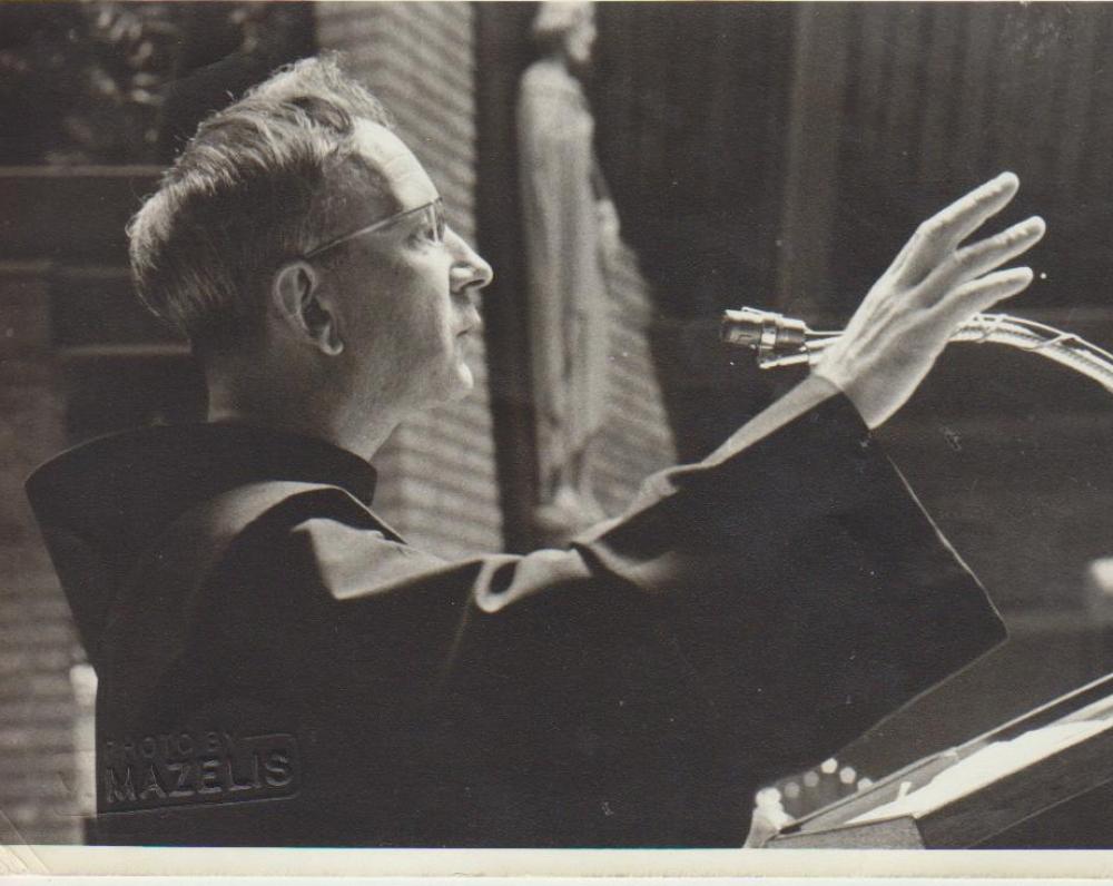 L. Andriekus. Vytauto Maželio nuotrauka
