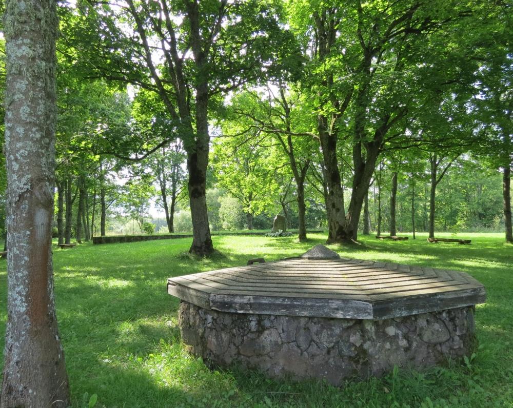 Maironio gimtinė Pasandravys. Aldonos Ruseckaitės nuotrauka | Maironis birthplace in Pasandravys. Photo by Aldona Ruseckaitė