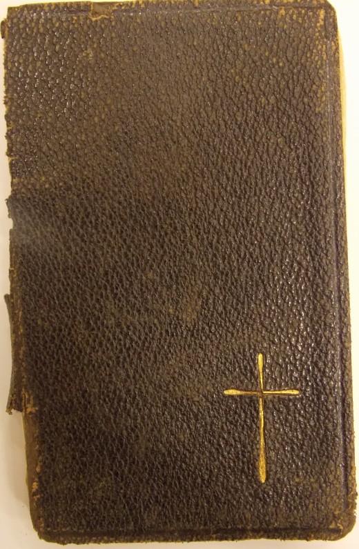 """Maldaknygė """"Jėzus ir aš"""", išleista 1939 m. Sudarė Julija Maceinienė"""