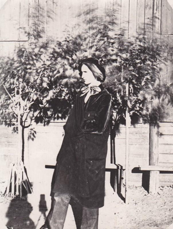 Maskvos universiteto Istorijos-filologijos fakulteto studentas. 1916 m.