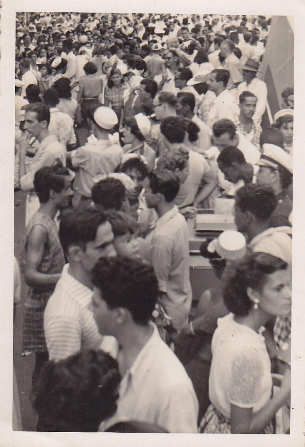 Minia. Brazilija, apie 1946–1950 m.