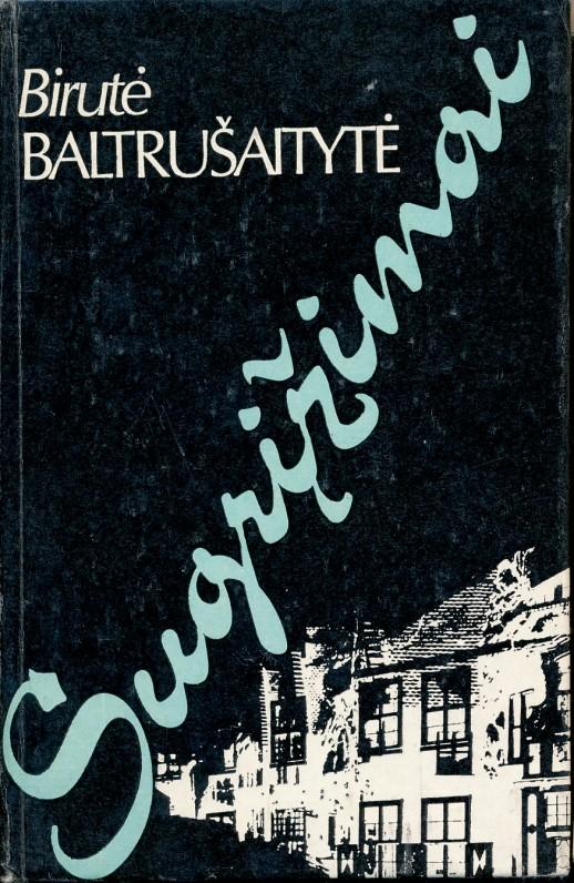 Novelės. 1988 m. Už šią knygą rašytoja gavo G. Petkevičaitės-Bitės premiją