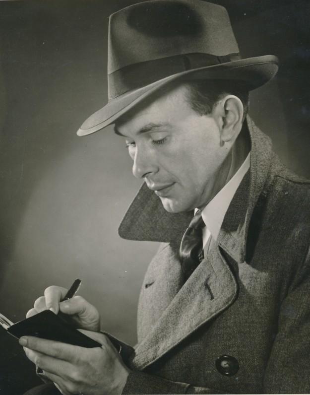 P. Jurkus. Apie 1950 m.