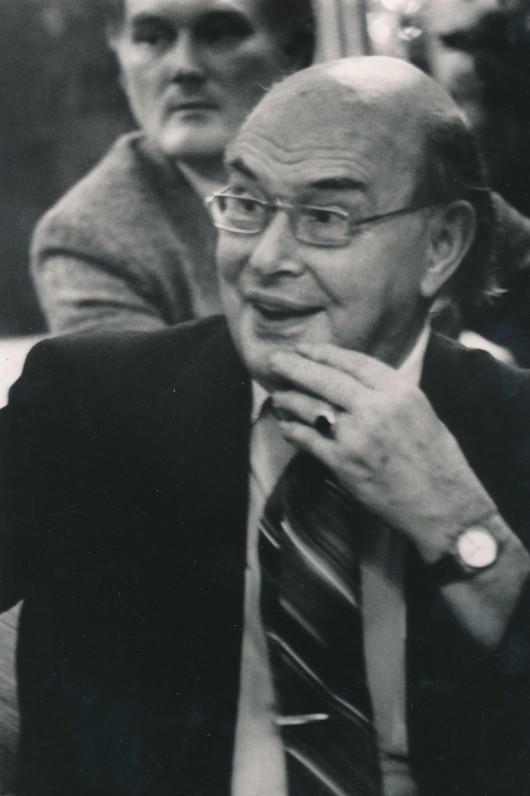 P. Jurkus. Apie 1980 m. V. Maželio nuotrauka