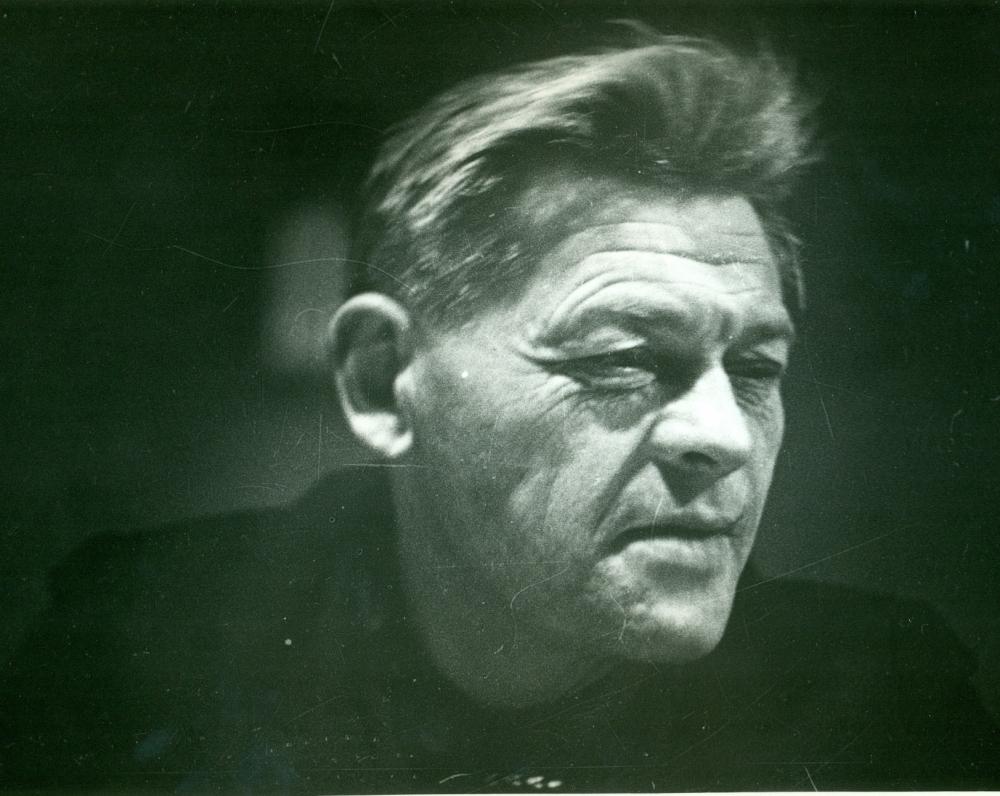 P. Širvys. A. Sutkaus nuotrauka