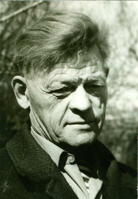 P. Širvys. Vilnius, 1973 m.