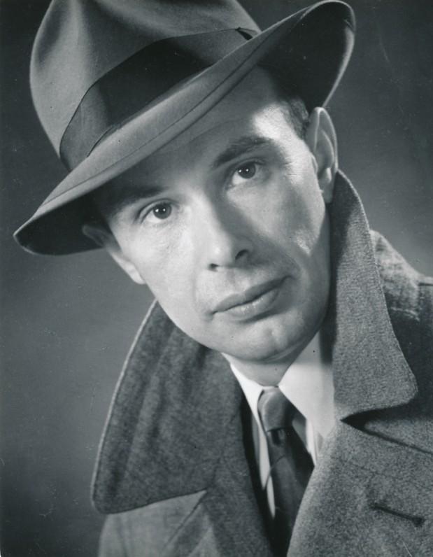 Paulius Jurkus Vokietijoje. 1946 m.