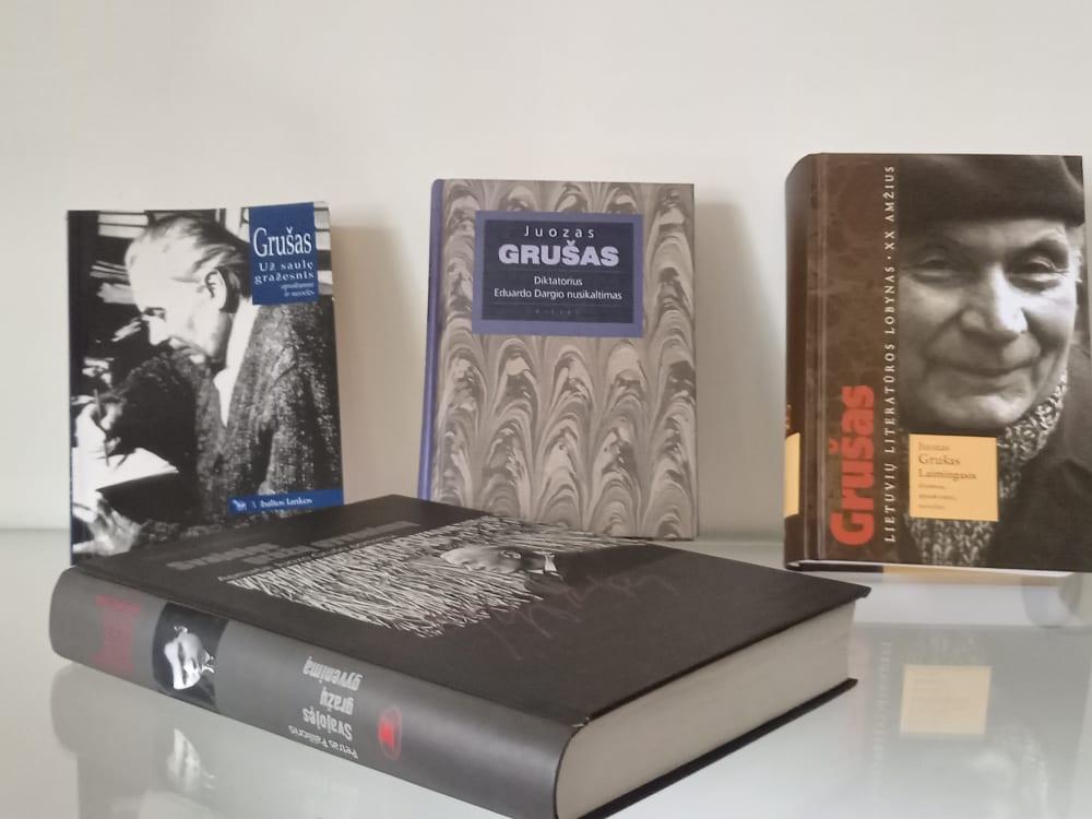 Po rašytojo mirties išleistos knygos