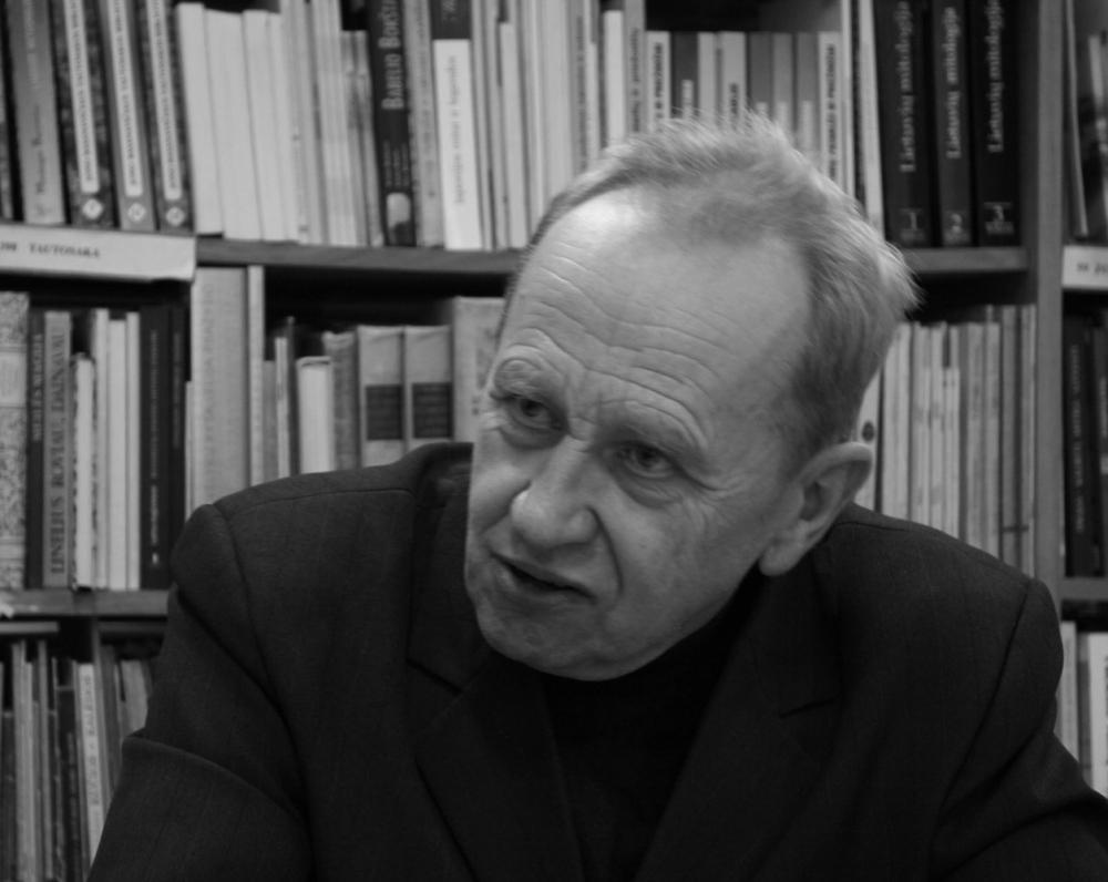 Poetas Stasys Jonauskas – ištikimas draugas ir bičiulis